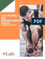 los pilates del entrenamiento fisico