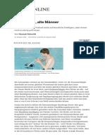 Donaueschinger Musiktage- Neue Musik, alte Männer |ZEIT ONLINE