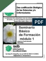 Daniel Gambartte - Seminario Básico de Formación Modulo 1