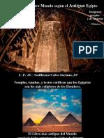El Viaje en el Otro Mundo según el Antiguo Egipto - I.·. P.·. H.·. Guillermo Calvo Soriano, 33°