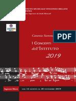 Concerti Estate 2019