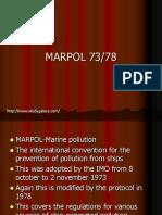 MARPOL 7378