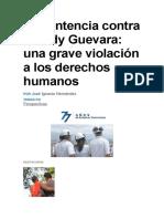 La Sentencia Contra Freddy Guevara