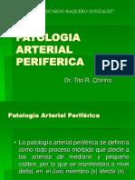Patologia Arterial Periferica