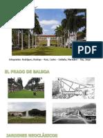Estudio del Prado de Balboa - Panamá