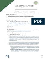 02 DP-Guía de Proyecto 2019-20