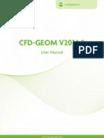 Cfd-geom v2014.0 User Manual
