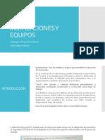 INSTALACIONES Y EQUIPOS.pptx