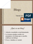 MANUAL PARA BLOGGER
