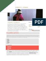 Texto El Pueblo Aymara