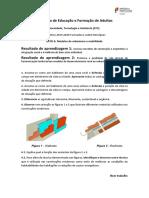Ficha 1 DR1 Construção e Arquitetura