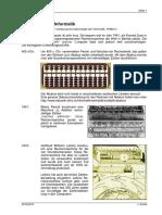 Informatik Geschichte