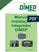 Manual IntegradorDimep R14