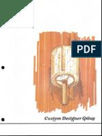 Spaulding Lighting Custom Designer Group Overview Brochure 6-77