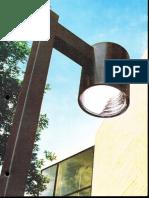 Spaulding Lighting Designer Group Contempra (Cylinder) Spec Sheet 6-77