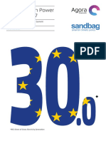 EU Power Sector Report 2017