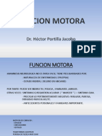 FUNCION MOTORA SSS