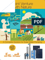 Solar Pumping System Catalogue