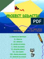 753-Prof. Sandu Adriana - PROIECT DIDACTIC - clasa a VI-a.ppt