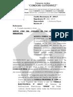 Agusta Pineda Exp. 302 - 2019 Cumple Mandato