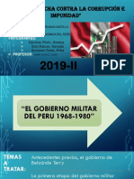 Economia Peruana Hasta La Actualidad