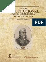 Decreto Constitucional Para La Libertad...