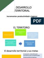 El Desarrollo Territorial (1)