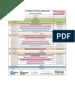 2da. Jornada de ciencias ambientales-Agenda del día copia