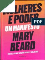Mary Beard - Mulheres e Poder
