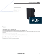 DBR15_datasheet