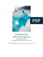 2. Hormonas Hipotalamicas. Vanessa Espiritu Gonzalez