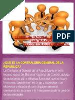 DIAPO DE CONTRALORIAsistema_nacional