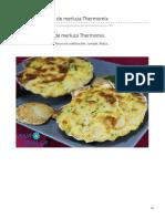 Juanideanasevilla.com-Vieiras Gratinadas de Merluza Thermomix