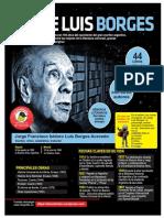 Infografía de Borges