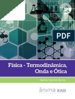 Física- Termodinâmica, Ondas e Ótica