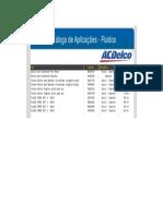Catálogos ACDelco - Fluidos