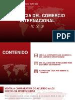 Ganancias de Comercio Inter (Comercio Exter)