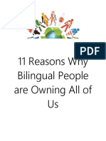 11 Reasons Bilingual People Are Owning US