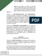 Reglamento Pregrado UIS - Notificaciones y Comunicaciones