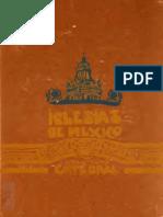 Iglesia de  México,  Manuel  Toussaint