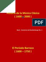 Historia de La Música Clásica