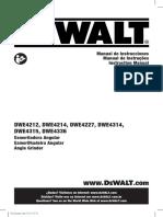 DWE4314 Instruction Manual