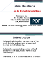 300 Lect 01; Introduction to  Industrial Relations.pptx