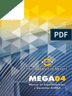 MANUAL de ACERO AHMSA Especificaciones y Garantia
