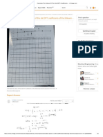Calculate the Values of the X(k) DFT Coefficients ... _ Chegg.com
