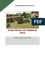PLAN ANUAL DE PAT PRIMARIA