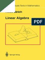 1994 Book LinearAlgebra