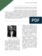Poder e Foucault