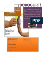 Borogurt Marketing 1
