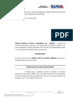 2018.06.28 - Contestacao Desabastecimento CCR 04.2015 - Maria Clara